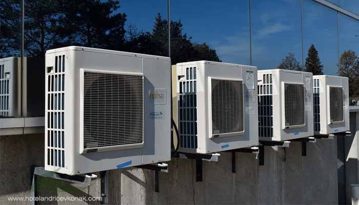 Sistem Air Conditioning